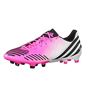 Adidas - Predator Lz Trx Fg - David Beckham - V20977 - Couleur :Rose, Noir Et Blanc. - Size : 42