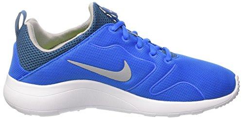 Nike Herren Kaishi 2.0 Sneakers Blau (Photo Blue/wolf Grey/industrial Blue)