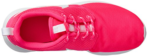 Nike Roshe One (Gs), Chaussures de Running Entrainement Fille Rose (Hyper Pink/white)