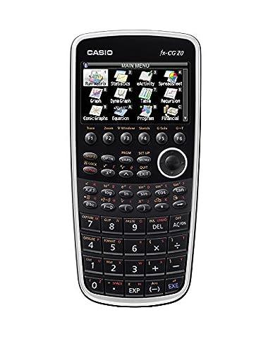 Casio Fx-cg20Advanced calculatrice graphique