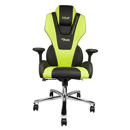 41NC1xTwejL. SS500  - SYMTOP E-Blue Mazer Gaming Chair Office Ergonomic Computer eSports Desk Executive EEC304GR Green