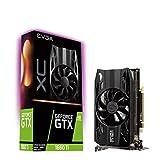 EVGA GeForce RTX 1660 Ti XC GAMING, 6GB GDDR6, ventilatore HDB, scheda grafica 06G-P4-1263-KR