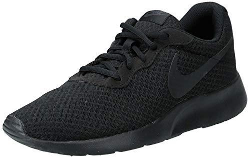 Nike Tanjun, Zapatillas de Running para Hombre, Negro Black/Black-Anthracite 001, 42.5 EU