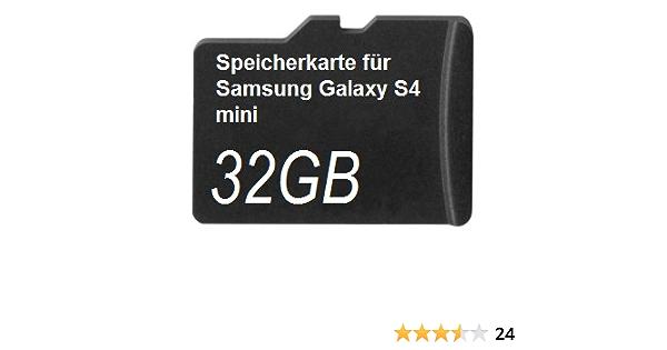 Dsp Memory 32gb Speicherkarte Für Samsung Galaxy S4 Computer Zubehör
