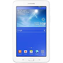 Samsung Galaxy Tab 3 Lite - Tablet de 7 (WiFi, 8 GB, 1 GB RAM, Android), blanco