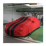 Car Cover Compatible avec Mercedes Benz AMG SLK 55 Gls450 Pluie avancée et Protection Solaire antiégratignures sur la Voiture Peinture en Plein air Car Cover (Color : Silver, Size : Gls450)
