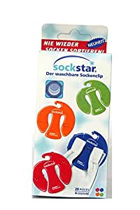 Sockstar- der Paarungshelfer  - Basic Line: Family Pack