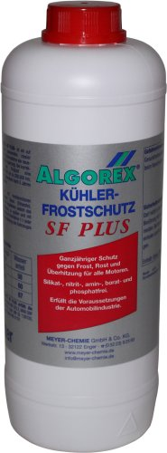 Preisvergleich Produktbild ALGOREX Kühlerfrostschutz SF PLUS 1,5 Liter