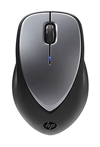 HP kabellose Maus (Bluetooth, NFC, 1600 dpi) schwarz/silber
