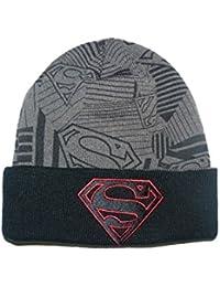 Superman, Basic Knit All Over Beanie