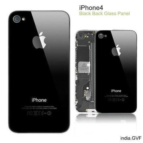 ROBOSTER Back Glass Plate Or Panel/Door for Apple Iphone 4G (Not for 4s)  available at amazon for Rs.128