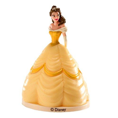 Disney 347107 - Figura decorativa (PVC), diseño de princesa