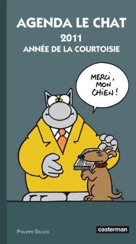 Agenda le Chat 2011