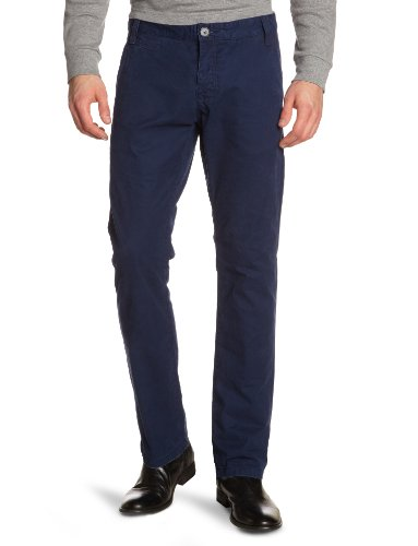 Tom Tailor - Pantalon - Homme Bleu (True Deep Blue)