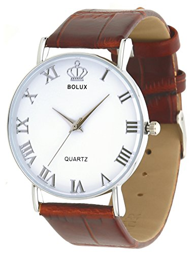 Dk Analogue White Dial Men'S Watch-Phi00465