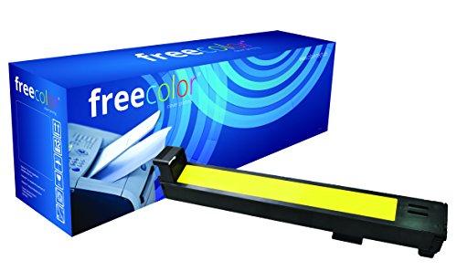 Preisvergleich Produktbild freecolor CB382A für HP Color LaserJet CP6015, Premium Tonerkartusche, wiederaufbereitet, 21.000 Seiten, 5 Prozent Deckung, YELLOW