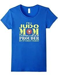 I'm A Judo Mom Gift Mother Bowling Women T-shirt