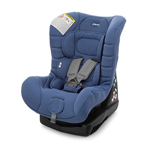 Chicco 79409 Eletta Comfort Seggiolino Auto, Blu