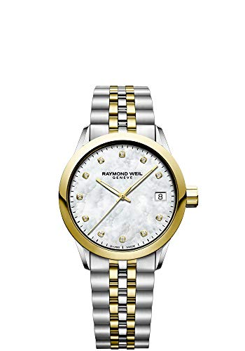 Raymond Weil Freelancer IP Gold Diamond