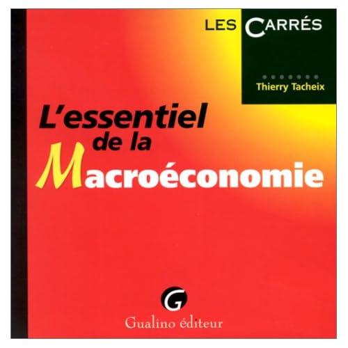 L'essentiel de la macroéconomie