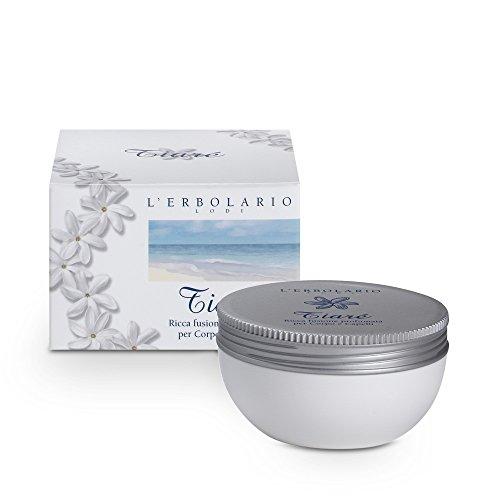 L'Erbolario Tiaré Duftende Körperfusion für Haut und Haar, 1er Pack (1 x 200 ml)