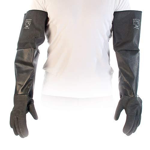 Top-Hitzeschutz-Handschuh, Thermoschutzhandschuh, Chemie-Schutzhandschuh, 180°C