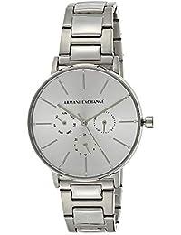 27d2debf1b31 Armani Exchange Reloj Analógico para Mujer de Cuarzo con Correa en Acero  Inoxidable AX5551