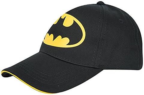 OFFICIAL BATMAN DC COMICS BOYS JUNIOR BASEBALL CAP HAT NEW