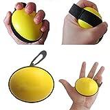 ZHOUBA Muscle Power Force Trainer Doigt d'exercice pour la Main Gripper Restauration Balle en Mousse, Multicolore