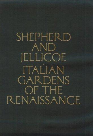 Italian Gardens of the Renaissance (Classic Reprint (Princeton Architectural))