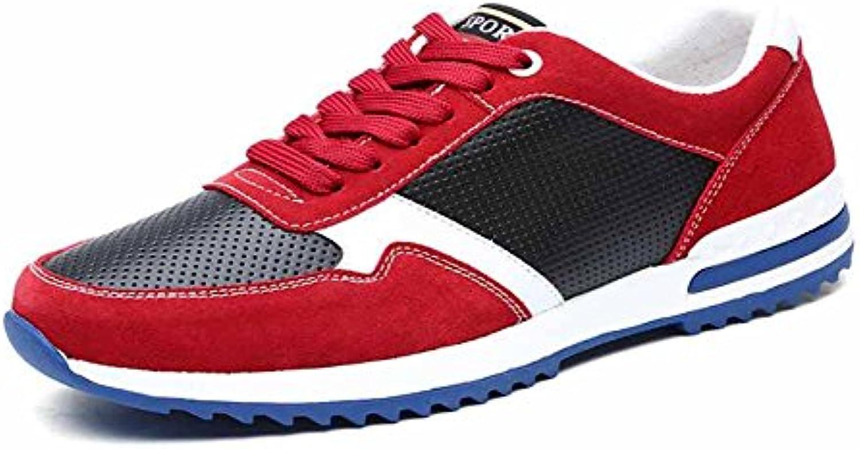 Hommes Léger Chaussures ApparteHommes de Course 2018 Printemps Mode Casual ApparteHommes Chaussures ts Chaussures En Cuir Skateboard Chaussures... 6be3ee