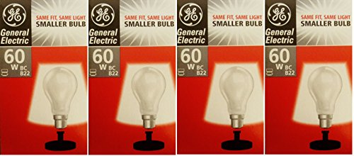 4-x-ge-60w-gls-pearl-frosted-classic-bc-b22-mini-smaller-light-bulbs-bayonet-cap-incandescent-a50-gl