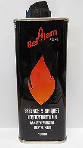Briquet Metal - Essence A Briquet Belflam 133 Ml -