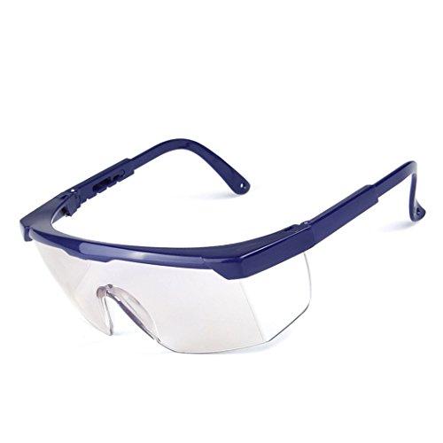 Gafas Protectoras Plastico Transparente Proteccion