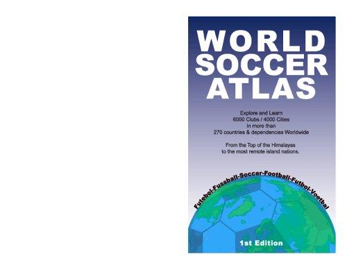 World Soccer Atlas por Marc Asmode