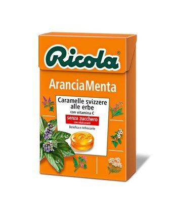 caramelle-ricola-astuccio-50g-arancia-menta