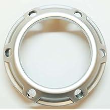 OUTLANDER 07-09 luz antiniebla Embellecedor Bisel Envolvente cromo satinado plata
