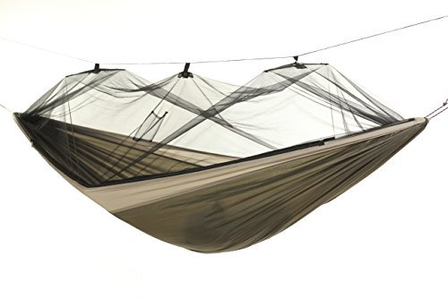 Moskito Kakoon, Mosquito Net Camping Hammock by Byer of Maine by Byer of Maine