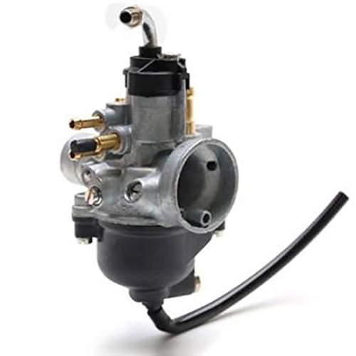 Carburettor MBK Next to 50 cc 2005 A NC 2487 State New Carburetor Dellorto  PHVA 17 5 TS (Flexible Mounting with Lubricant for Starter) for Nitro