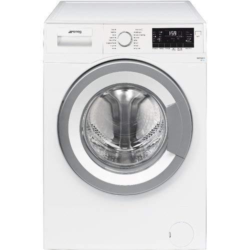 Smeg WHT710EIT-1 lavatrice Libera installazione Caricamento frontale Bianco 7 kg 1000 Giri/min A+++