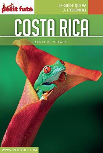 Couverture du livre COSTA RICA 2017 Carnet Petit Futé