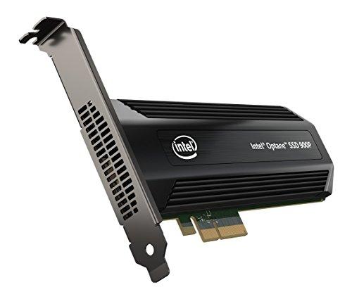Intel Optane 900P Unidad de Estado sólido HHHL 280 GB PCI Express 3.0 3D Xpoint NVMe - Disco Duro sólido (280 GB, HHHL, 2500 MB/s)