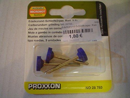Proxxon 28783 fornitura per utensili rotanti per