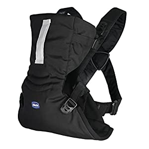 41NCOXdv2ZL. SS300  - Chicco Easyfit Baby Carrier, Black