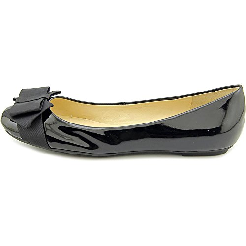 Isaac Mizrahi Megan 2 Large Synthétique Ballerines Black Multi