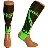 Adult hockey shin pad / shin guard inner sock