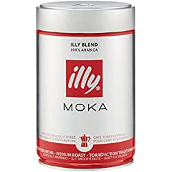 illy Moka gemahlen, mittlere Röstung, 250 g