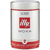 Illy Mokka gemahlen, normale Röstung, 250g