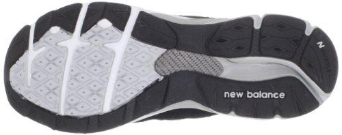 New Balance W990 Womens Black with Grey & White