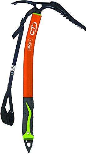 Climbing Technology Dron Plus 3I80466ZYVFCTST Piccozza, Arancio/Nero, Taglia Unica